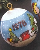 1978 Peanuts Ball Decorating Tree (NB)