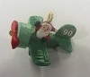 1990 Air Santa Miniature Ornament PROTOTYPE