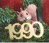 1990 Fabulous Decade 1st-Squirrel