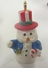 1992 Cool Uncle Sam Miniature Ornament PROTOTYPE