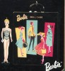 1999 Barbie Travel Case *Miniature
