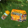 2001 Disney's School Bus Tin Lunchbox