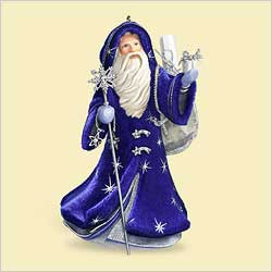 2006 Father Christmas-3rd-Blue