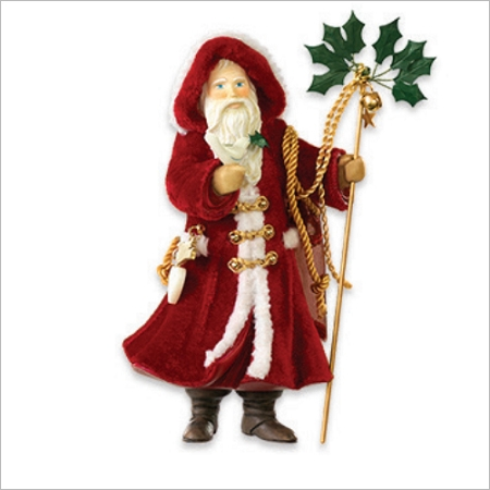2007 Father Christmas Special Edition Hallmark Ornament At