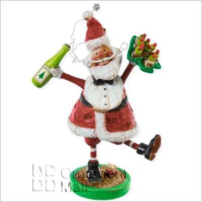 2008 A Santa Claus Christmas A Jolly Ho Ho Ho Hallmark