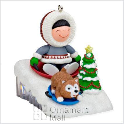 2008 Frosty Friends 29th Hallmark Ornament At Ornament Mall