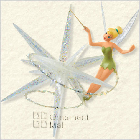 2008 Tinker Bell A Touch Of Tink Hallmark Ornament At