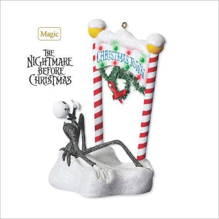 Hallmark Nightmare Before Christmas Ornaments