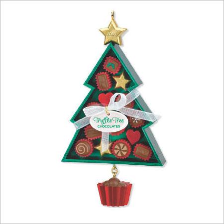 2009 Truffle Tree Hallmark Ornament At Ornament Mall