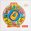 2010 See 'n Say The Zoo Keeper Says Fisher Price *Magic
