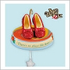 2011 Wizard of Oz It's All in the Shoes Ruby Slippers *Ltd. Qty.