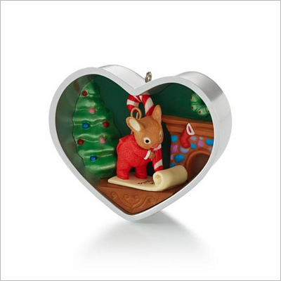 2013 Cookie Cutter Christmas 2nd Hallmark Ornament At