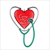 2013 A Caring Heart Stethoscope