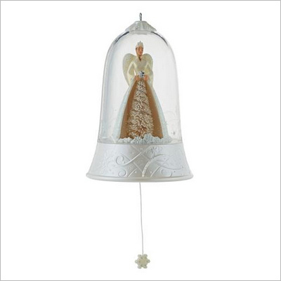 2013 O Christmas Angel Magic Hallmark Ornament At