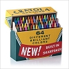 2013 Crayola Big Box of 64