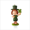 2013 Peanuts Monthly Series 8th Peppermint Patty St. Patty's Day