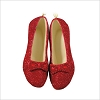 2014 Wizard of Oz Ruby Slippers