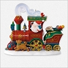 2016 Santa's Christmas Train *Club *Repaint