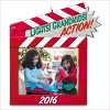 2016 Lights! Grandkids! Action! Photo Holder