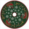 2017 Disney Tree Skirt Oh, What Fun *Magic Cord