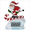 2017 Countdown to Christmas Santa on Skis *Magic
