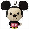 2017 Mickey Mouse *Wood Ornament