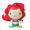 2017 Little Mermaid Ariel *Wood Ornament
