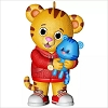 2017 Daniel Tiger's Neighborhood Daniel and Tigey