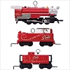 2017 Miniature Lionel Trains Toymaker Santa Express set/3 *Miniature