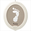 2017 Little Feet Big Blessing Baby Footprint