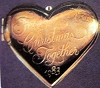 1983 First Christmas Together  Locket