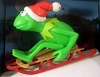1981 Kermit on Sled (NB)
