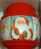 1983 Santa's Many Faces Classic Shape Ball (NB)