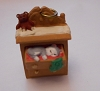 1992 Snug Kitty Miniature Ornament PROTOTYPE