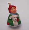 1992 Going Places Miniature Ornament PROTOTYPE