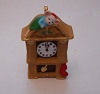 1992 Hickory Dickory Dock Miniature Ornament PROTOTYPE