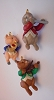 1992 Harmony Trio Miniature Ornament PROTOTYPE