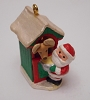 1992 Feeding Time Miniature Ornament PROTOTYPE
