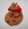 1987 Chocolate Chipmunk Artist's Hand Painted Prototype