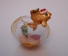 1992 Holiday Splash Miniature Ornament PROTOTYPE