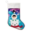 2016 Frosty Friends Cloth Stocking
