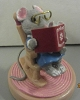 1987 Mini Memories Mice in Rocking Chair
