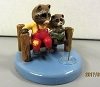 1987 Mini Memories Raccoons Fishing