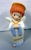 Mary Hamilton Nativity Figurine..Joyful Angel
