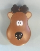 Merry Miniature Christmas Rodney Reindeer Container 1986