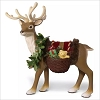 2016 Father Christmas Reindeer Tabletop Display