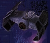 1999 Star Wars Tie Fighter *Magic