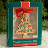 1989 Mayor's Christmas Tree Wooden Tree   (NB)