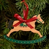 1994 Mayor's Christmas Tree Rocking Horse
