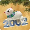 2002 Cool Decade 3rd Polar Bear